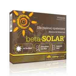Olimp Beta Solar kaps. 30 kaps.