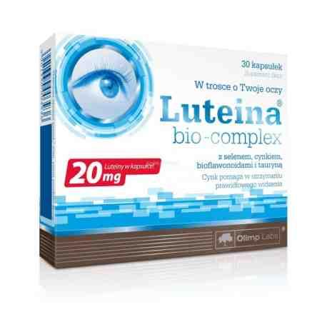Olimp Luteina Bio-Complex kaps. 30 kaps.