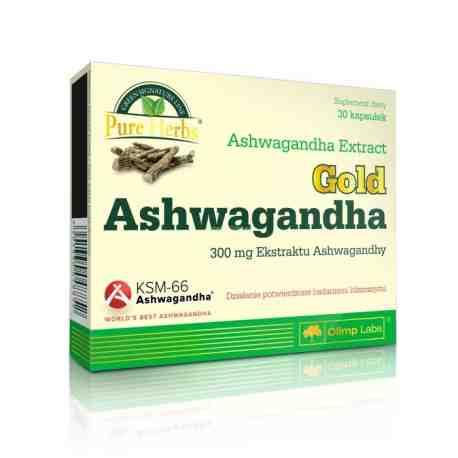 Olimp Gold Ashwagandha (Olimp Ashwagandha